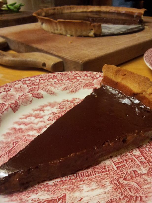 tarte chocolat (2)