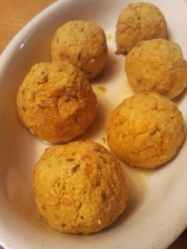 boulettes lentilles corail (2)
