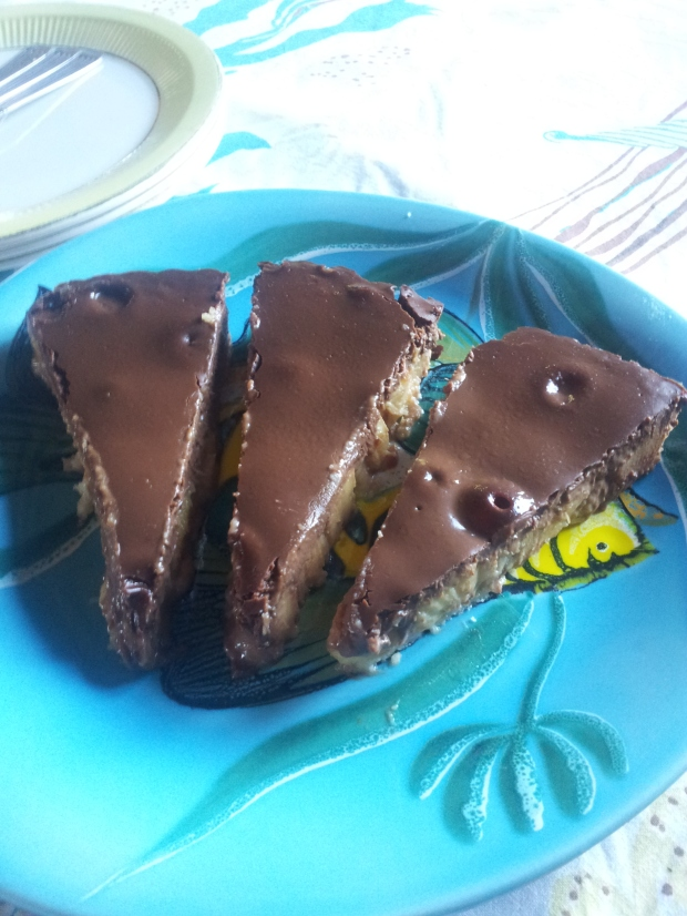 tarte choco banane (4)