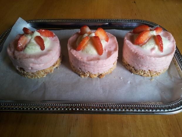 mousse glacée fraise (2)