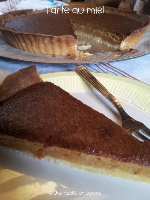 tarte au miel copie