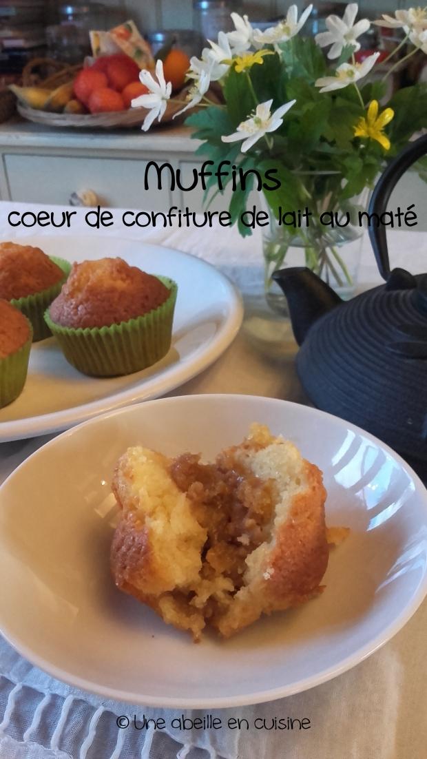 muffins coeur confiture lait maté (2) copie