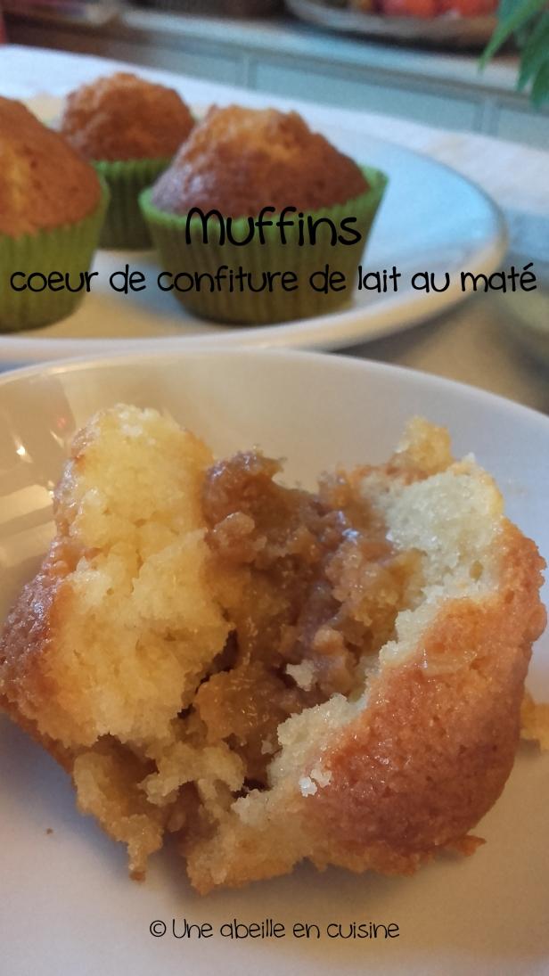 muffins coeur confiture lait maté copie
