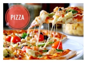 défi pizza