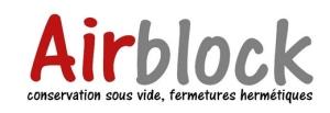 Airblock, conservation sous vide et fermetures hermétiques