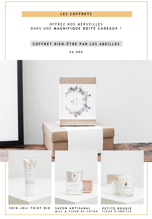 Apicia boîte cadeau