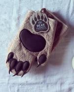gants de cuisine patte d'ours