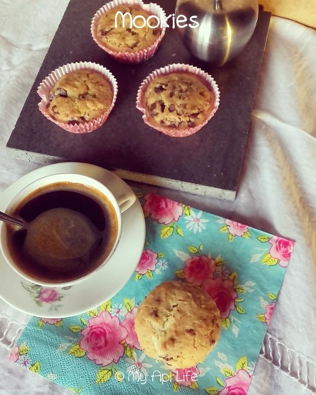 Mookies, la rencontre des muffins et des cookies
