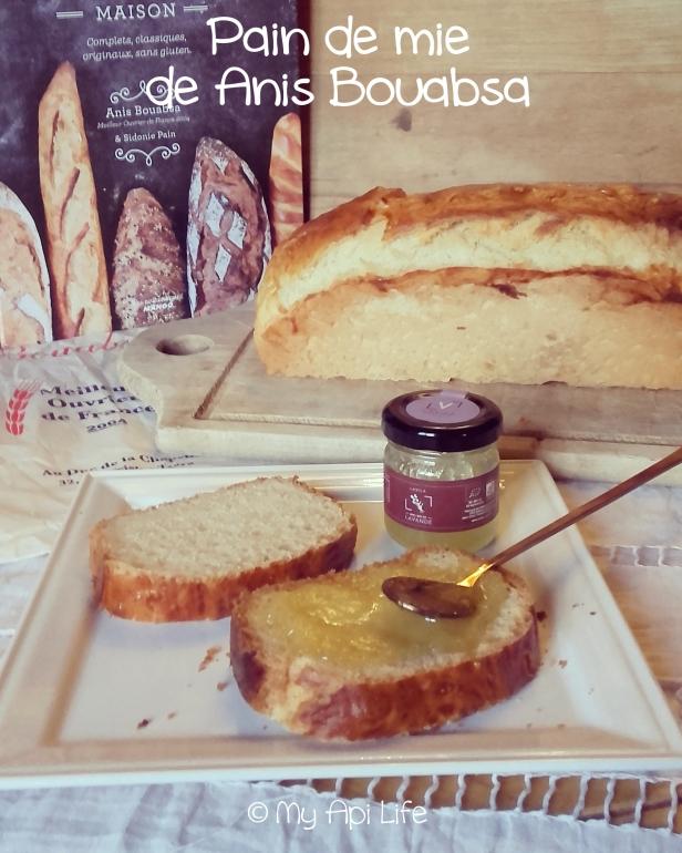 pain de mie de Anis Bouabsa