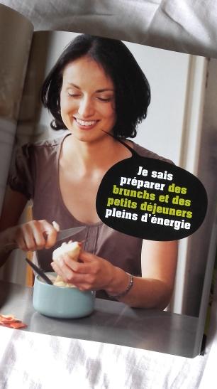 je sais préparer des brunchs et des petits déjeuners pleins d'énergie (Veggie, je sais cuisiner végétarien de Cléa