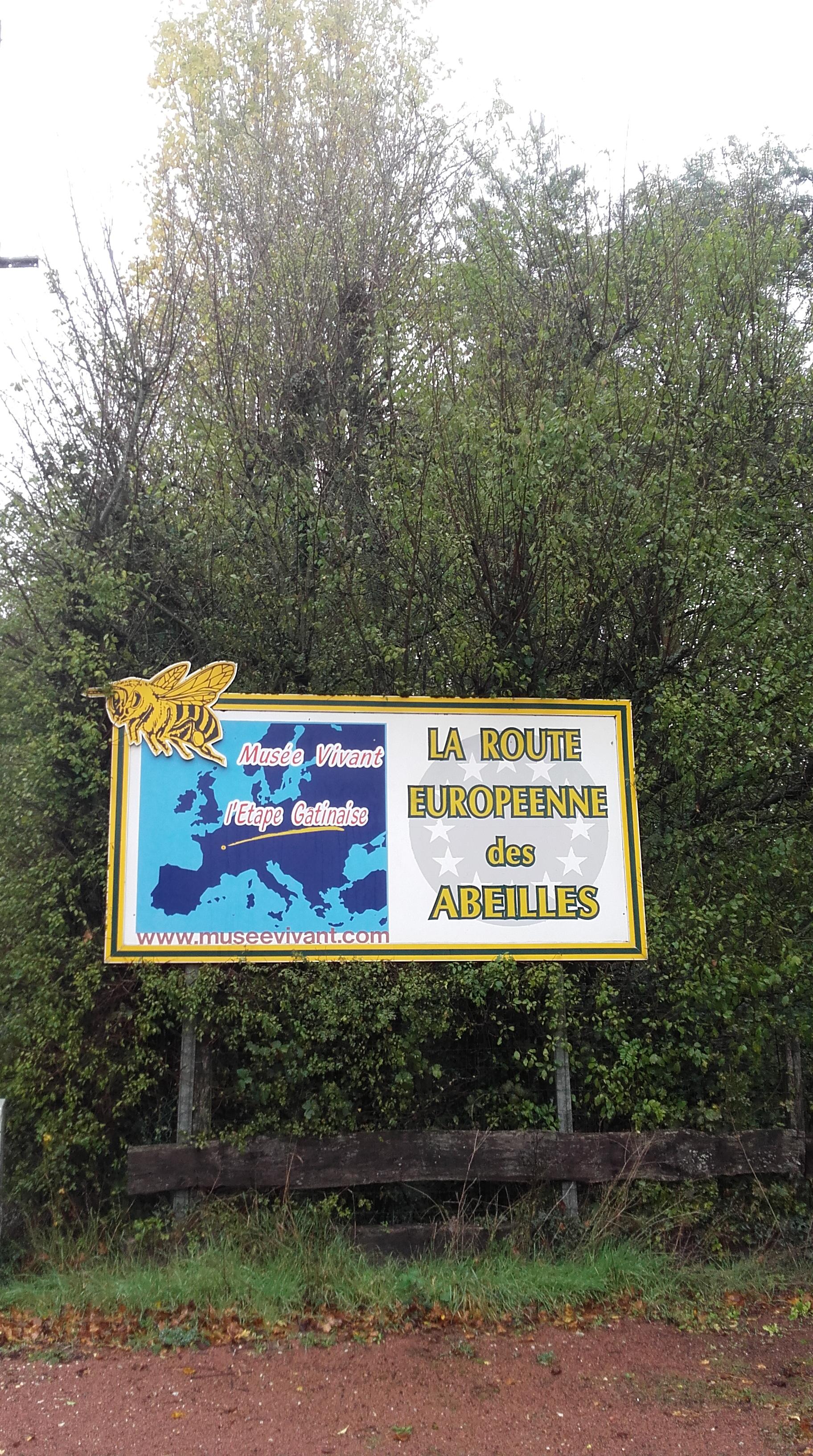 Musée vivant de l'apiculture, la route européenne des abeilles