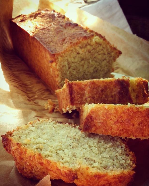 coco banana bread
