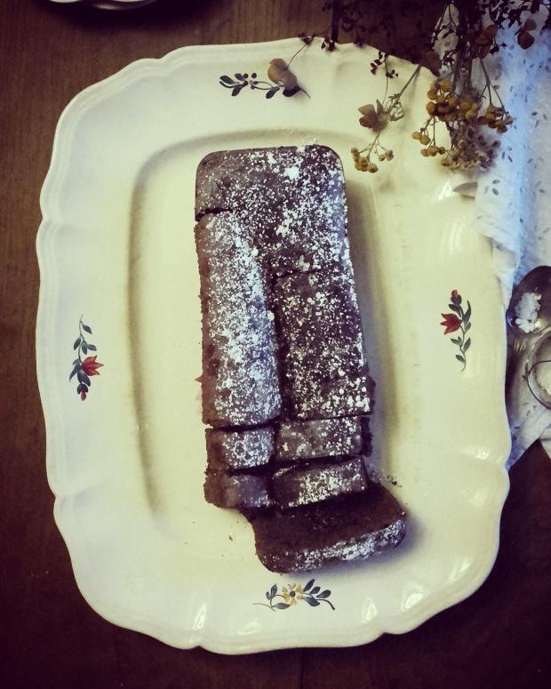 fondant chocolat amande sans gluten (namandier au chocolat)