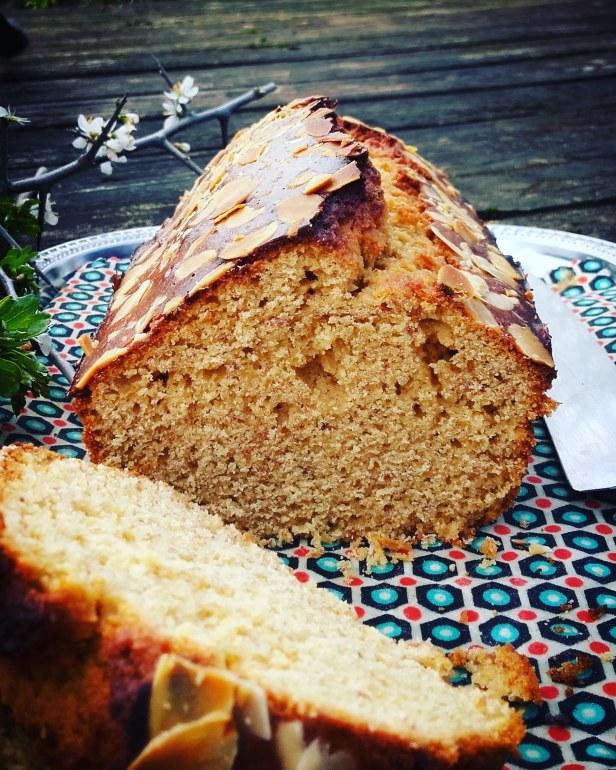 cake citron/amande sans gluten