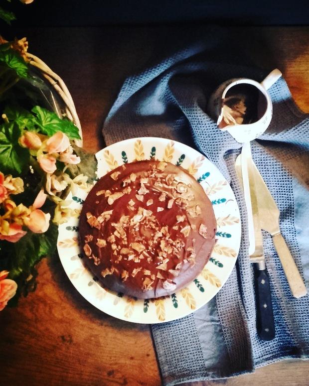 gâteau au yaourt choco/coco