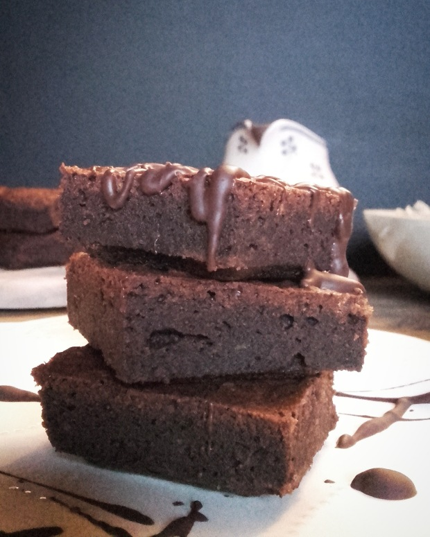 Brownie au muscovado de Michalak