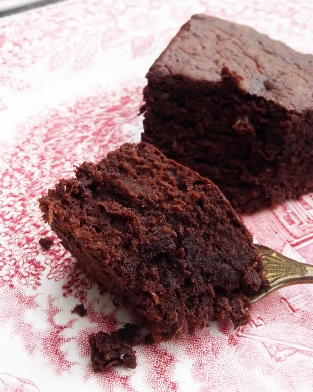 gâteau chocolat courgette sans gluten sans lactose