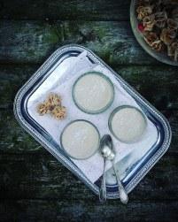crème végétale à la noix de coco