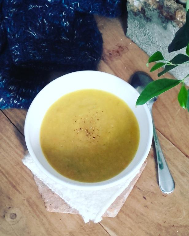 soupe poireaux pommes de terre carottes