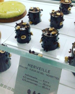 Yann Couvreur pâtisserie: Merveille