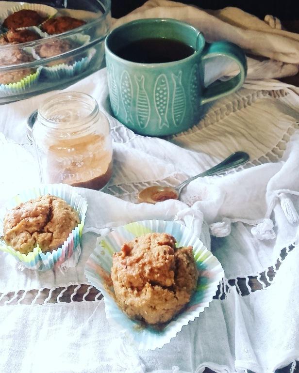 muffins du matin sans gluten sans produits laitiers